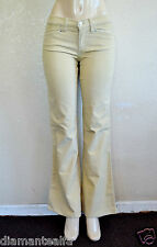 Billabong Women's BootCut Leg Corduroy Pants - Light Khaki sz 10