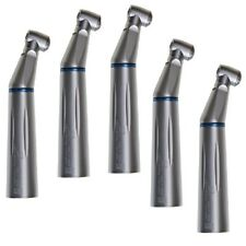 5x Dental Contra Angle E-generator LED Slow Low Speed Push Button Handpiece YH