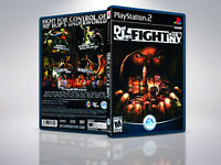 Def Jam: Fight for NY - PS2 - Cover/Case - Replacement - NO Game