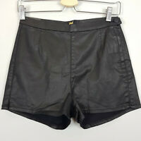 LEE | Womens Lux Black Highway Shorts NEW [ Size AU 10 or US 6 ]