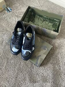 mens valentino trainers size 7.5