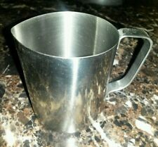 Cuisinart EM-100, EM-200 Espresso Machine Replacement Frothing Pitcher Metal Cup