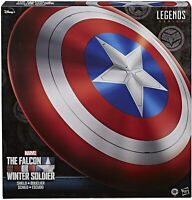 Hasbro Series Marvel Legends, Shield Premium Captain America Falcon And Winter