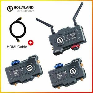 Hollyland Mars 400S Pro 400ft 1080p SDI 5G Wireless Image Transmitter Receiver