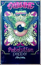 Sublime With Rome Sirens 2015 Ltd Ed Rare New Poster+Free Punk Poster Rebelution