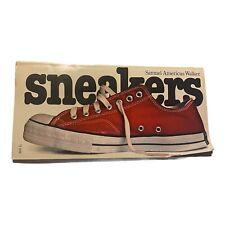 SNEAKERS Book Samuel Americus Walker Paperback BVintage Athletic Shoes