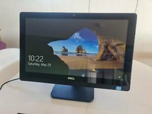 Dell Inspiron All in One Computer 3240T Touch Screen, 20 Inch As New HDMI