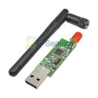 USB CC2531 Sniffer Board Wireless Zigbee Analyzer Module with External Antenna