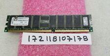 512MB PC DDR DDR1 PC2100R DDR-266 2100 266MHZ 184PIN ECC-REG RDIMM 2RX8 32X8