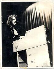KEITH EMERSON - ELP ~ VINTAGE ORIGINAL 1970's FILLMORE EAST PUBLICITY PHOTO