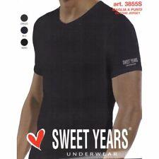 Sweet years t-shirt uomo scollo a v mezza manica art. 3855s
