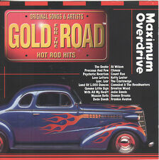 Maximum Overdrive: Gold for the Road - Hot Rod Hits by VA (CD) Cruising Songs