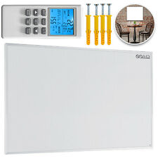 700W Infrared Heating Panel Electric Radiant Heater Bedroom With Thermostat