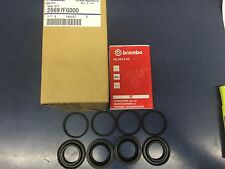 NEW Genuine OEM Subaru Brembo Rear Caliper Reseal Kit 2008-2017 Impreza WRX STi