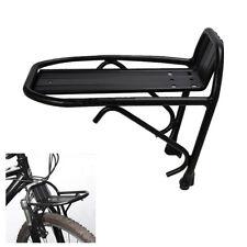 Aluminum Alloy Bike Bicycle Front Rear Rack Luggage Shelf Panniers Bag Bracket