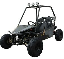 New Massimo Go Kart 125cc Gkm-125 Automatic Transmission w/Reverse