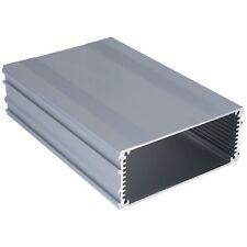 Evatron RECS160 Extruded Aluminium Enclosure 160x109x45.5mm Accept PCB 100x160mm