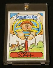 2014 Garbage Pail Kids 1/1 COLOR SKETCH CARD BY STEVE POTTER - TRUE ONE OF ONE