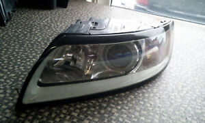 Scheinwerfer Leuchte Fahrerseite links Volvo V50 Bj. 07 31265694 0301237201 #66