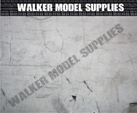 1:18 - 1:24 scale (3xA4) Garage wall - Peel and Apply sticker//model car 51