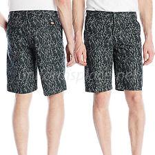 "Dickies Shorts Mens Dickies 11"" Regular Fit Print Shorts Cell Phone Pocket WR400"