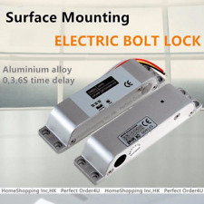 12V DC Electric Fail-Safe Drop Bolt Lock for Security Door Access Control System