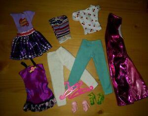 Barbie clothes and accessories Bundle