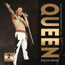 Queen - Rockin Brazil Radio Broadcast 1981
