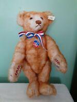 Steiff Alice Teddy Bear 42 Limited Edition With Box