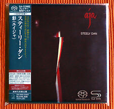STEELY DAN – AJA  SHM-SACD  Japan Mini-LP Carboard Sleeve Out Of Print  Like New