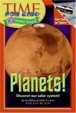 Time For Kids: Planets! (Time for Kids Science Scoops)-ExLibrary