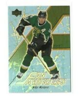 2003-04 UPPER DECK FAN FAVORITES #FF7 MIKE MODANO UD STARS