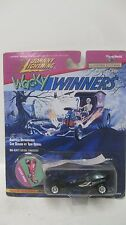Johnny Lightning LE Wacky Winners Deep Blue Cherry Bomb 1:64 Diecast  NEW dc1357