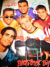 BACKSTREET BOYS /  BON JOVI  BIG   POSTER  82x110  CM   0219