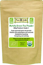 200g Matcha Green Tea Powder 7.0oz 100% Natural ORGANIC, Premium