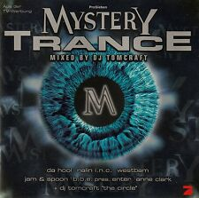 MYSTERY TRANCE - MIXED BY DJ TOMCRAFT / 2 CD-SET - TOP-ZUSTAND