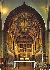 B96422 madeira altar mor da se catedral do funchal postcard  portugal