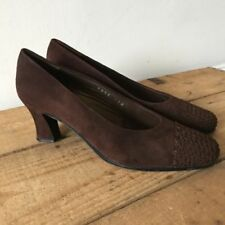 New Look Faux Suede Business Heels for Women