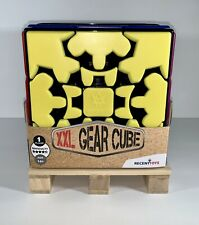 XXL Gear Cube Mefferts Rotation Brain Teaser Puzzle Kids Puzzle Toy Game Child