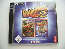 Roller Coaster 2 Time Twister +Wacky Worlds    (PC) 2 Add ONs Erweiterungen