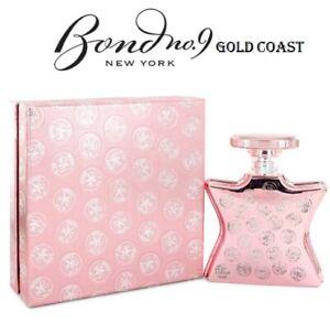 Bond No 9 Gold Coast Eau de parfum 3.3 oz / 100 ml Spray, NEW, SEALED