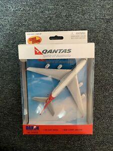 Daron Qantas Single Plane Airbus A380 Model RT8538 Die Cast Metal