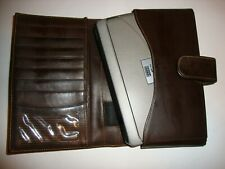 Belkin Brown Strong Leather case ideal for Psion 5 or 5mx  similar size PDAs