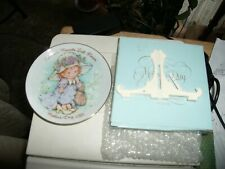 16#B Vintage Avon Cherished Moments Last Forever Mothers Day Plate 1981