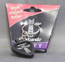 Pickbandz key chain pick holder plectrum holder