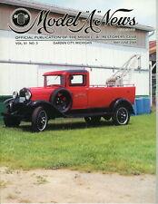 """1931 Ford Model """"AA"""" Truck - Model """"A"""" News Official Publication Vol. 51 NO.3"""