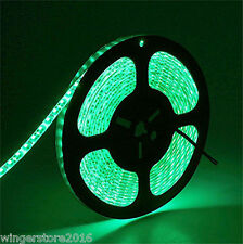 Green DC 12V 5M SMD2835 Non-Waterproof 300 LEDs Strip Lights Flexible LED Lamp