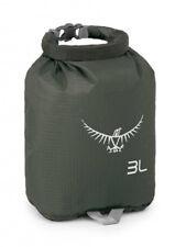Osprey Ultralight drysack 3 bulto de viaje bolsa accesorio grey shadow gris