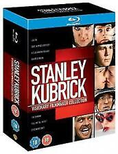 Stanley Kubrick (7 Films) Movie Collection Blu-Ray NEW BLU-RAY (1000202271)