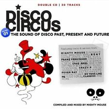 Various Artists - Disco Circus, Vol. 1 ( Mixed by Mighty Mouse, 2 CD  ) SEALED